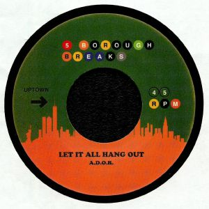 ADOR/GERALD WILSON & HIS ORCHESTRA - Let It All Hang Out