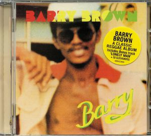 BROWN, Barry - Barry (reissue)