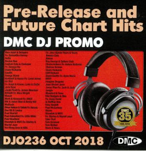 VARIOUS - DJ Promo October 2018: Pre Release & Future Chart Hits (Strictly DJ Only)