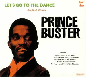 PRINCE BUSTER/VARIOUS - Let's Go To The Dance
