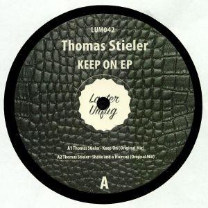 STIELER, Thomas - Keep On EP