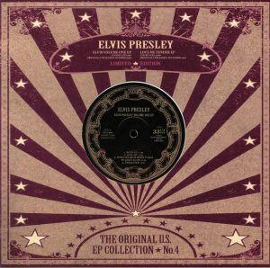 PRESLEY, Elvis - The Original US EP Collection No 4