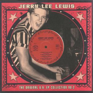 LEWIS, Jerry Lee - The Original US EP Collection No 2