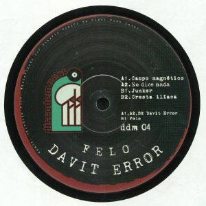 DAVIT ERROR/FELO - DDM 04