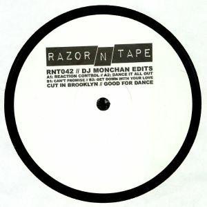 DJ MONCHAN - DJ Monchan Edits