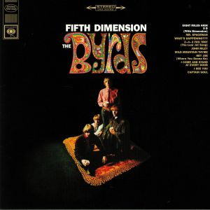 BYRDS, The - Fifth Dimension (reissue)