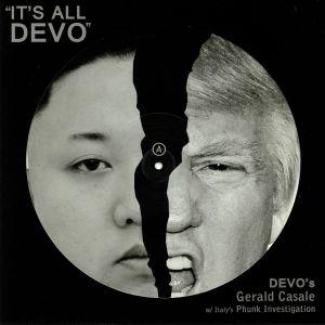 DEVO'S GERALD CASALE/PHUNK INVESTIGATION - It's All Devo
