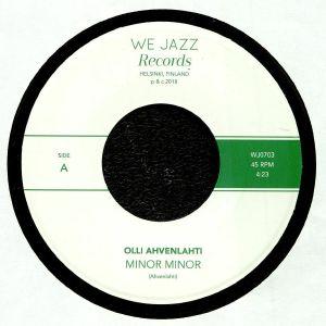 AHVENLAHTI, Olli/THE STANCE BROTHERS - Minor Minor
