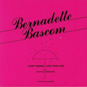 BASCOMB, Bernadette - I Don't Wanna Lose Your Love