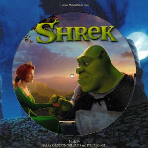 GREGSON WILLIAMS, Harry/JOHN POWELL - Shrek (Soundtrack)