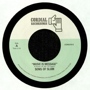 SONS OF SLUM - Music Is Message