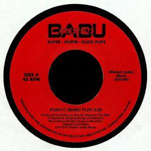 DJ BABU - Super Duper Duck Flips Vol 1