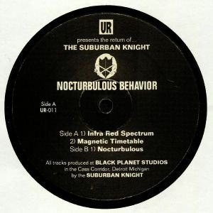 SUBURBAN KNIGHT - Nocturbulous Behaviour