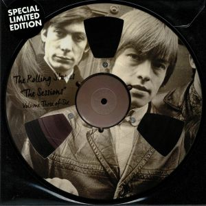 ROLLING STONES, The - The Sessions Volume Three Of Six