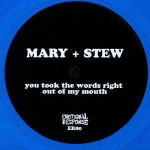 MARY & STEW - You Took The Words Right Out Of My Mouth