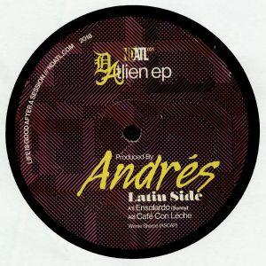 ANDRES - D Atlien EP
