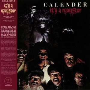 CALENDER - It's A Monster (reissue)