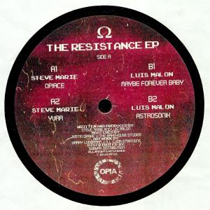 MARIE, Steve/LUIS MALON - The Resistance EP