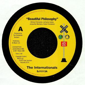 INTERNATIONALS, The - Beautiful Philosophy