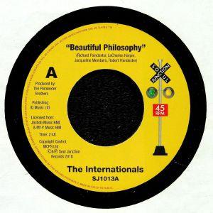 INTERNATIONALS, The - Beautiful Philosophy