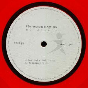 DJ JAUCHE - Balance EP