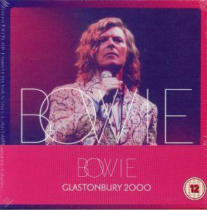 BOWIE, David - Glastonbury 2000