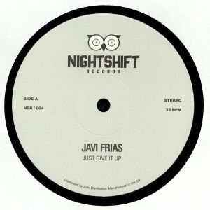 FRIAS, Javi - Just Give It Up