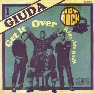 GIUDA - Get It Over (reissue)