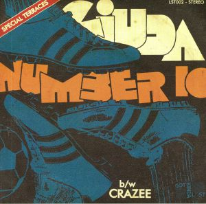 GIUDA - Number 10 (reissue)
