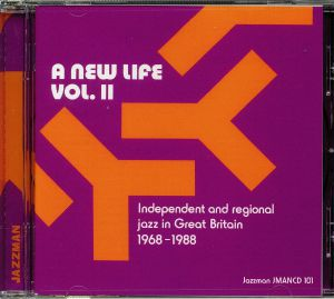 VARIOUS - A New Life Vol II: Independent & Regional Jazz In Great Britain 1968-1988