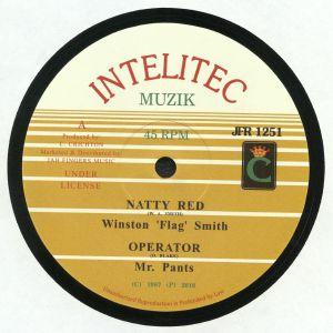 SMITH, Winston Flag/MR PANTS - Natty Red