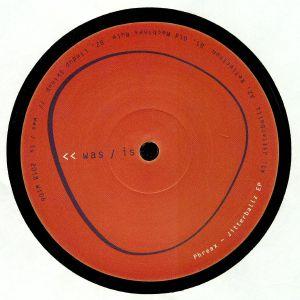 PHREAX - Jitterballz EP