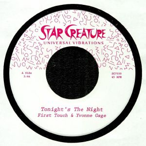 FIRST TOUCH/YVONNE GAGE - Tonight's The Night