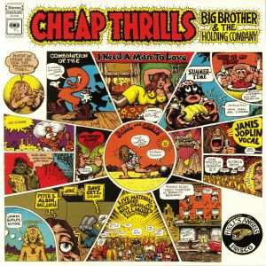 BIG BROTHER & THE HOLDING COMPANY - Cheap Thrills (reissue)
