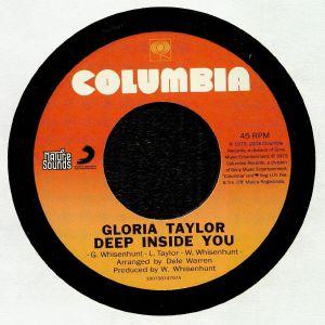 TAYLOR, Gloria - Deep Inside Of You