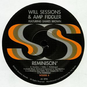 WILL SESSIONS/AMP FIDDLER feat DAMES BROWN - Reminiscin'