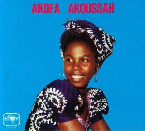 AKOUSSAH, Akofa - Akofa Akoussah (reissue)