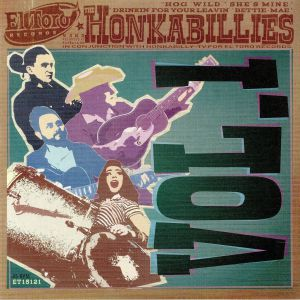 HONKABILLIES, The - Vol 1