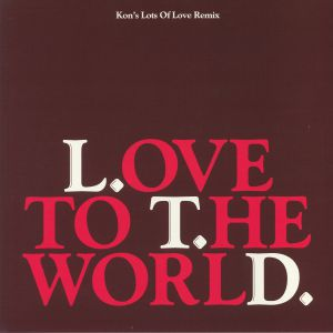 LTD - Love To The World (reissue)