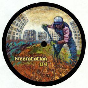 JUJU & JORDASH/SHAWN RUDIMAN/CUBIC SPACE COLLECTIVE - Regeneration EP