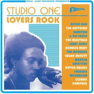 VARIOUS - Studio One Lovers Rock