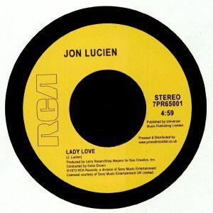 LUCIEN, Jon - Lady Love
