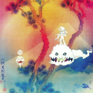 KID CUDI/KANYE WEST - Kids See Ghosts