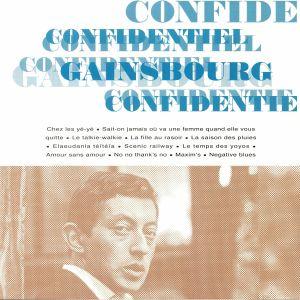 GAINSBOURG, Serge - Confidentiel (reissue)