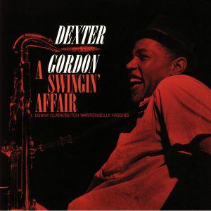 GORDON, Dexter - A Swingin' Affair (reissue)