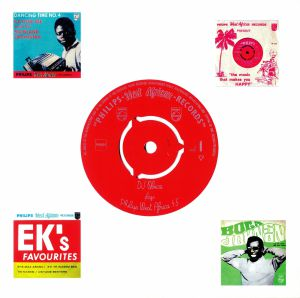 DJ QBICO/VARIOUS - Plays Philips West Africa 45 Vol 1