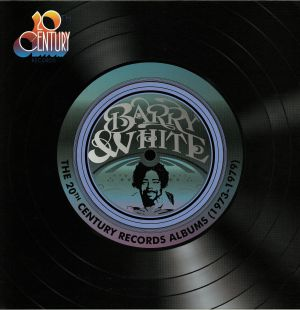 WHITE, Barry - The 20th Century Records Albums 1973-1975