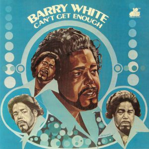 WHITE, Barry - Can't Get Enough (remastered)