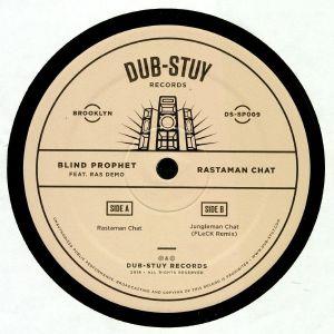 BLIND PROPHET feat RAS DEMO aka DEMOLITION MAN - Rastaman Chat