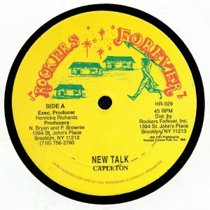 CAPLETON - New Talk